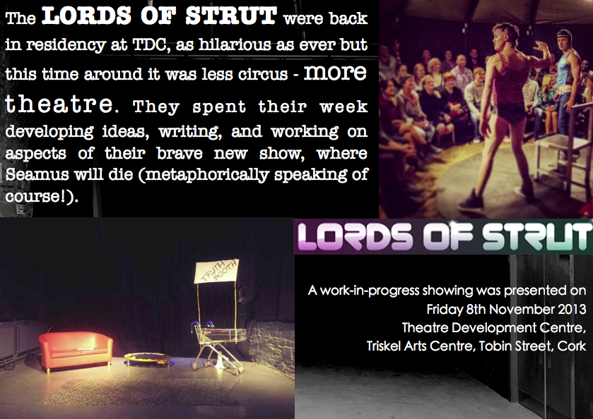 Lords of Strut Nov 2013