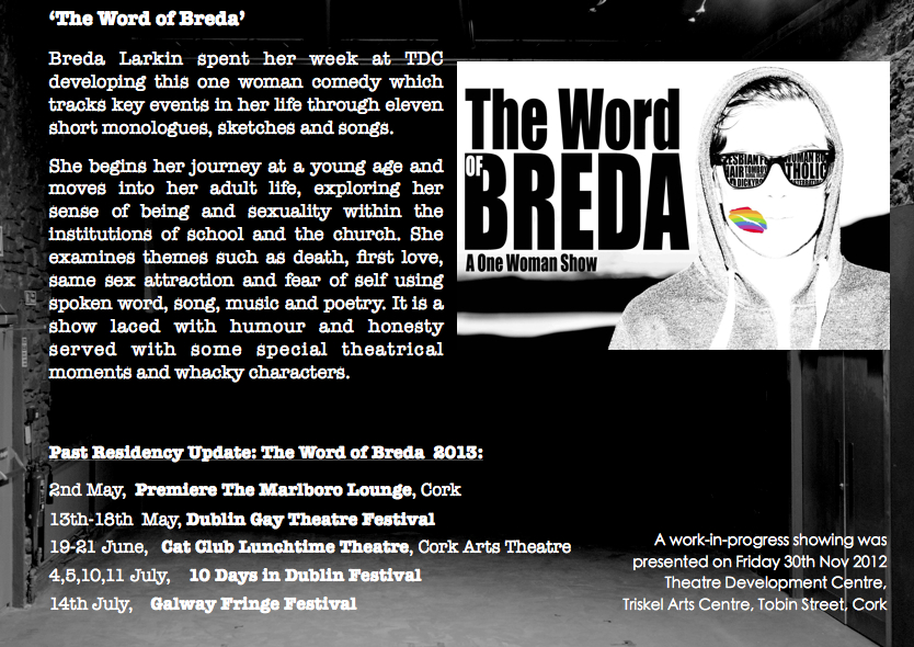 word of breda nov 2012